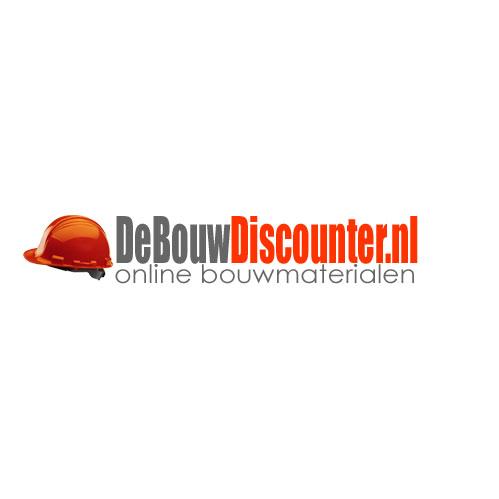 Hamstra deurrolhor Ultra dubbel afm. 215x100cm creme geschikt voor deurhoogte 208x211 cm.