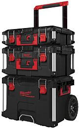 Milwaukee Packout 3-delige trolley set