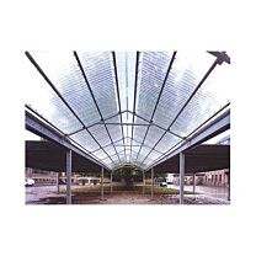Lichtgolfplaat afm 153 x 110 cm type 177 / 51 mm Supercristal